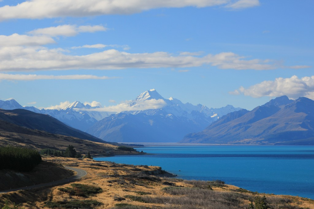 PAISAJE DE NEW ZEALAND