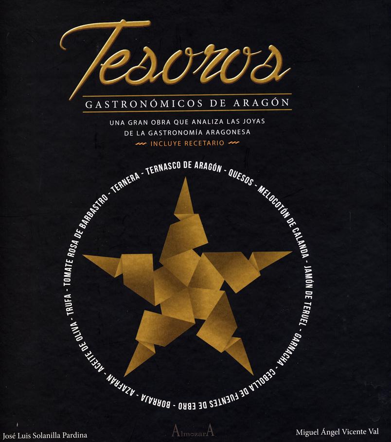 LIBRO TESOROS DE ARAGÓN