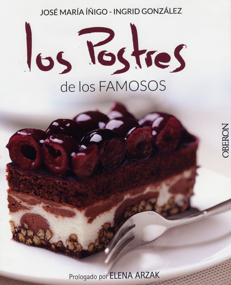LOS POSTRES DE LOS FAMOSOS