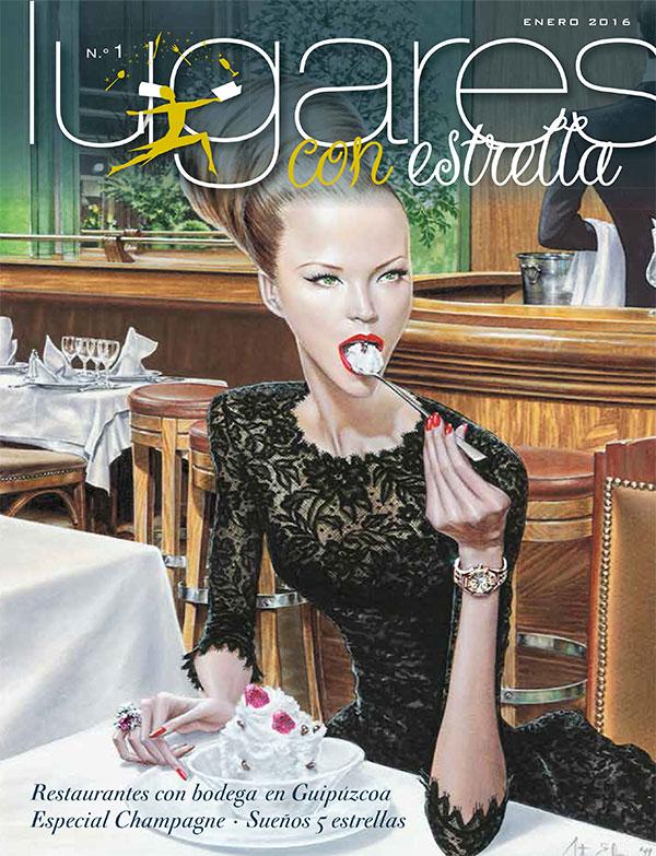 Revista Lugares con Estrella #1